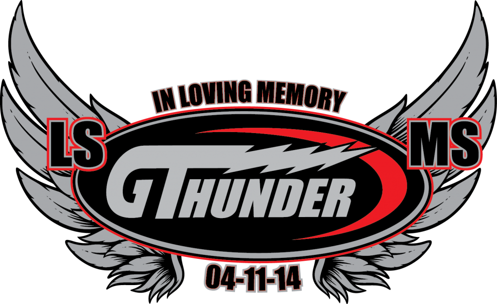 GT Thunder wings L