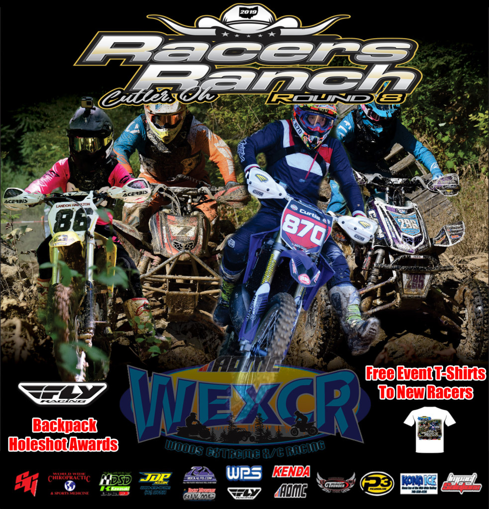 WEXCR 19 Racer's Ranch R8 Flyer copy