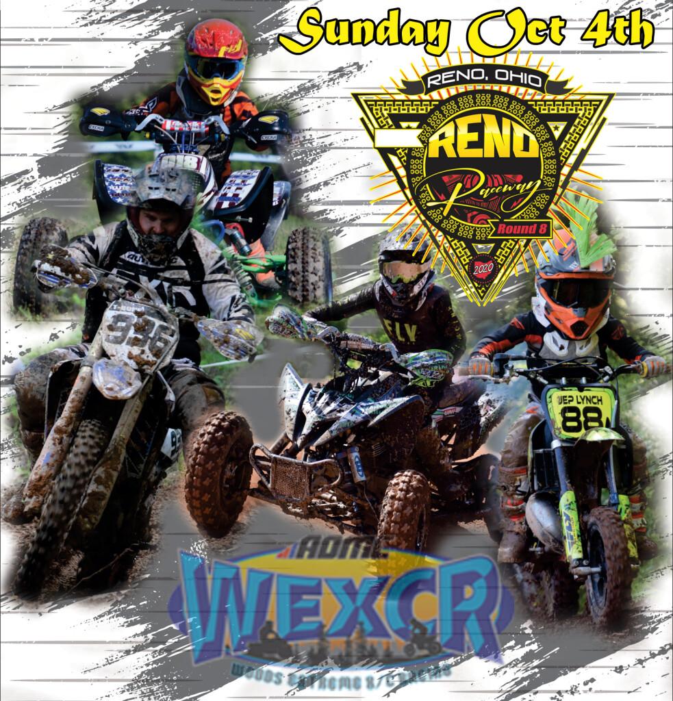 WEXCR R8 Reno Raceway Flyer copy