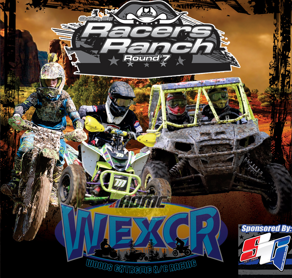 WEXCR Rnd7 Racers Ranch Plaques Flyer2
