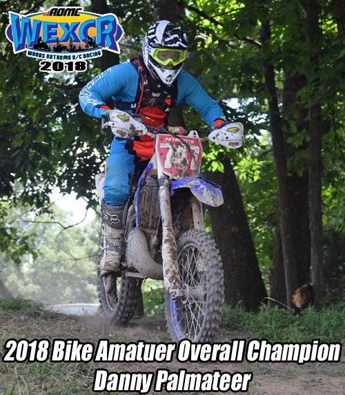 Danny Palmateer Champion