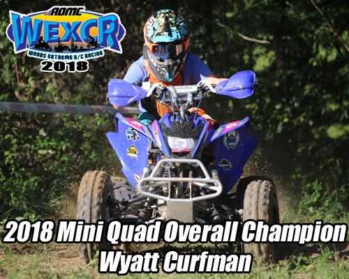 Wyatt Curfman Champion