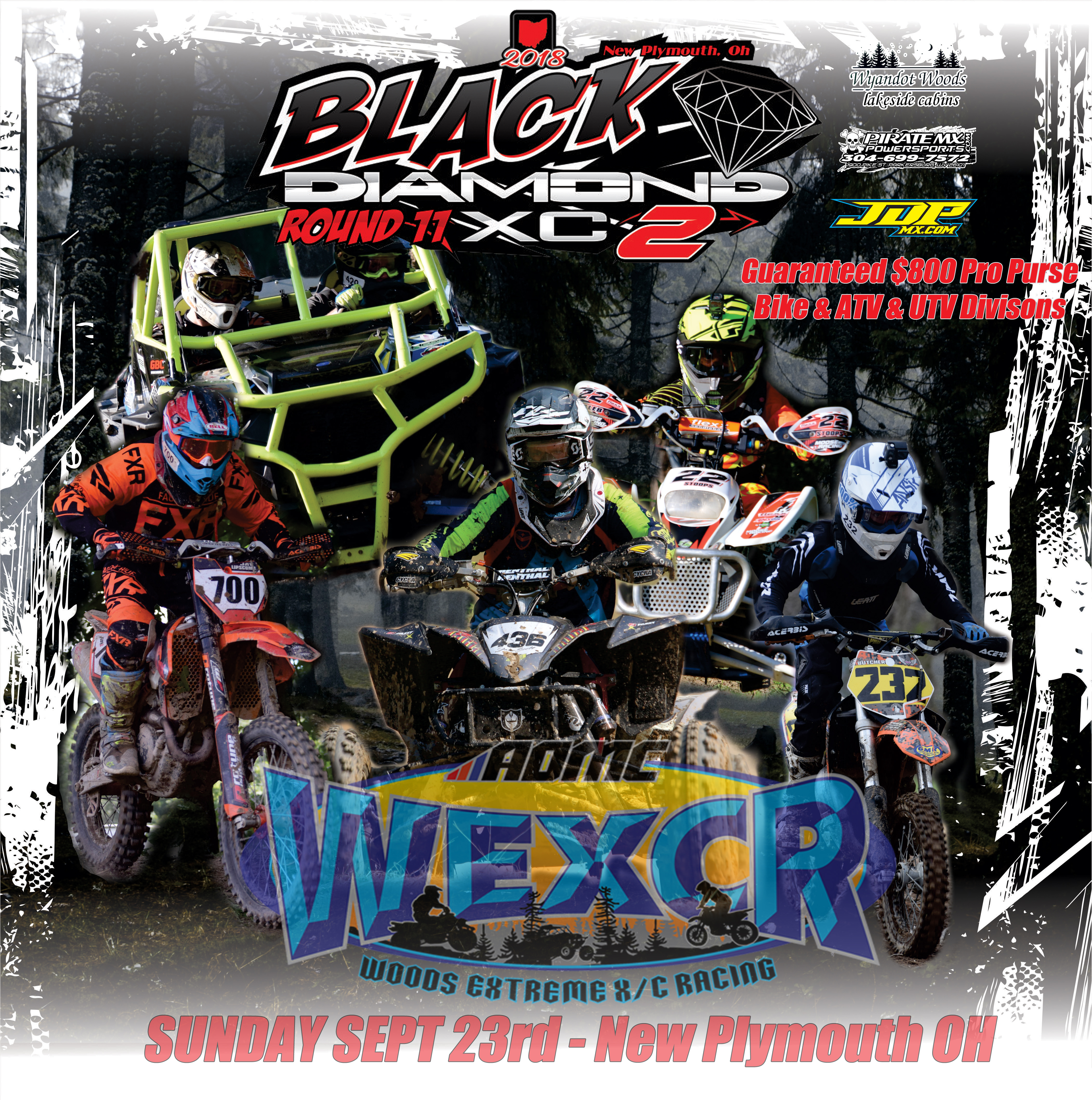 WEXCR Rnd11 Black Diamond XC 2 Flyer copy