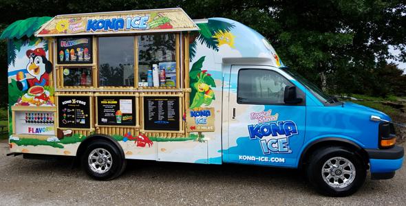 Kona Truck Web