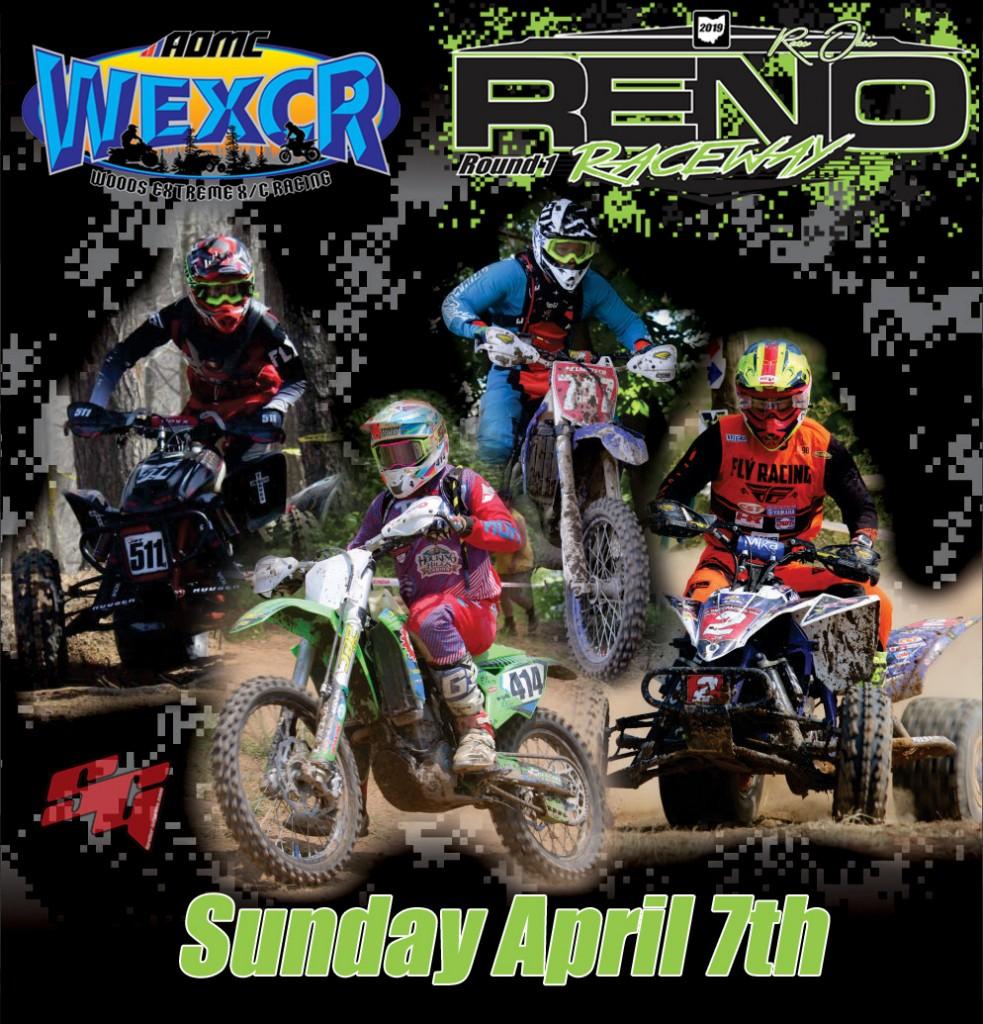 WEXCR 19 Reno Raceway R1 Flyer copy