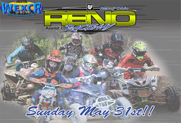 WEXCR 20 Reno Raceway 31st Flyer copy
