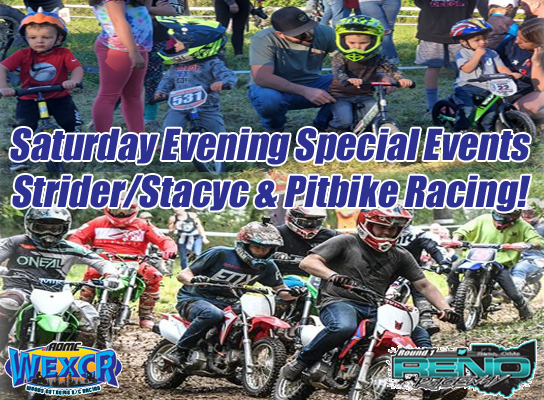 Strider & Pitbikes copy